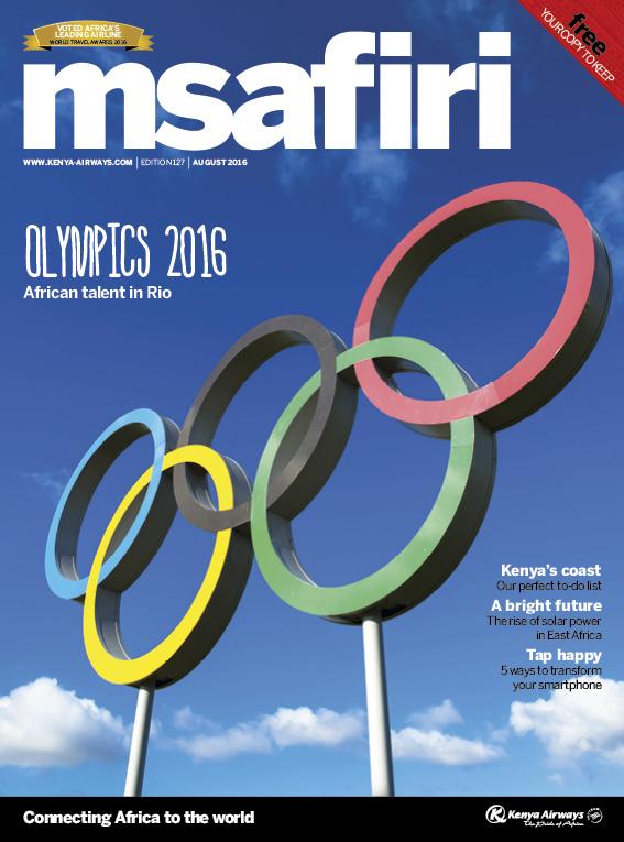 Msafiri Cover
