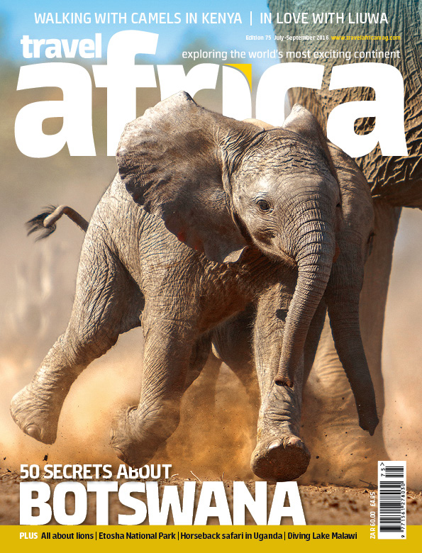 Travel Africa Cover